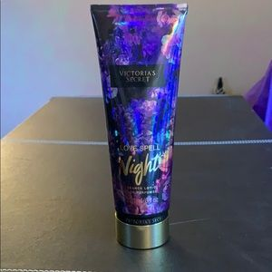 Love spell night lotion by Victoria secret